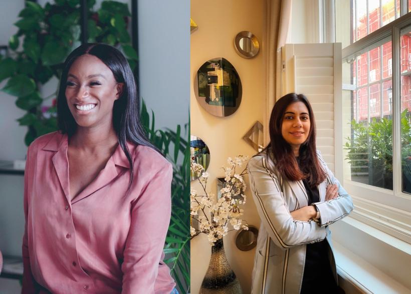IWD 2021: Talking with Mandy Nyarko, and Deepali Nangia