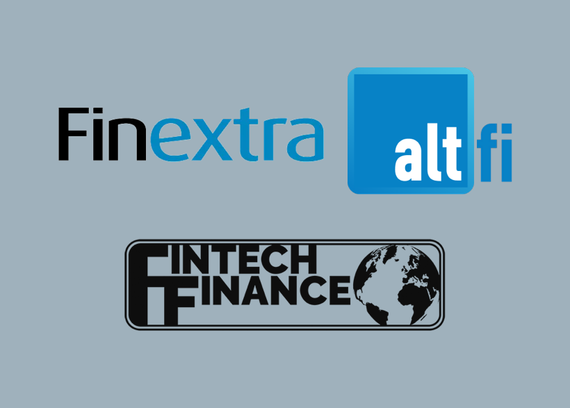 Fractal features in AltFi, Fintech Finance and Finextra
