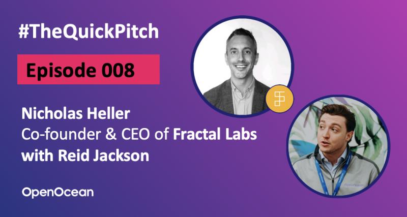 Fractal Labs features in Open Ocean's Quick Pitch