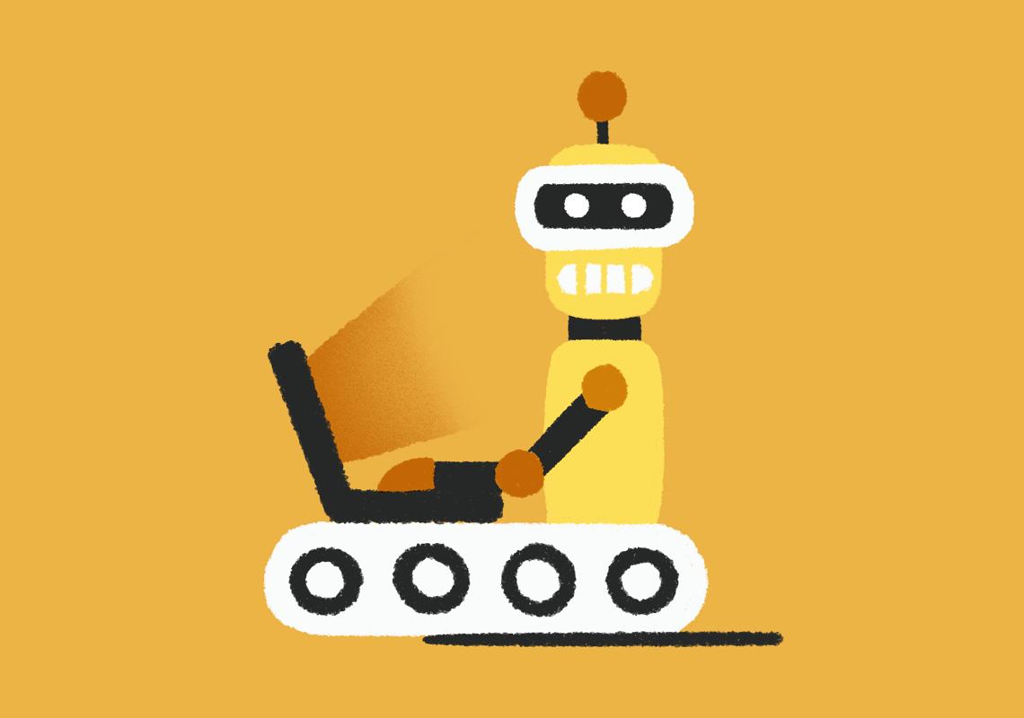Robot vs Bankers